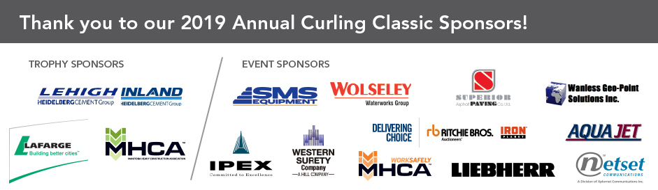 curling Sponsor thank you