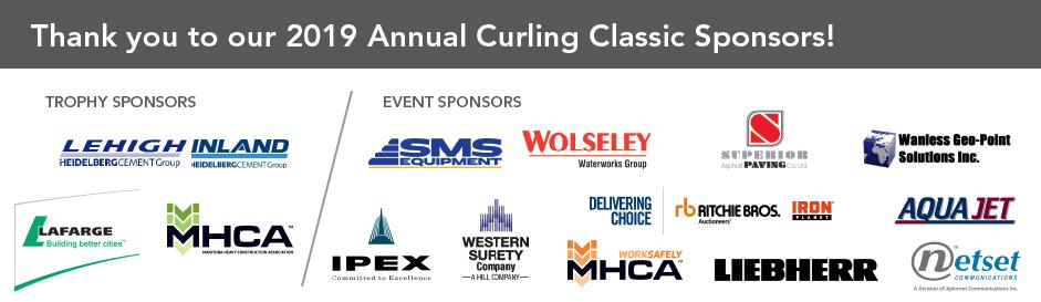 curling Sponsor thank you