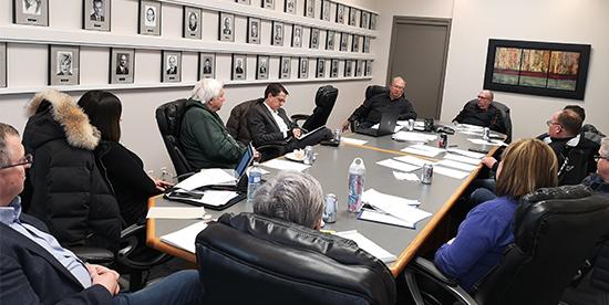 Executive Committee meeting February 26 2019
